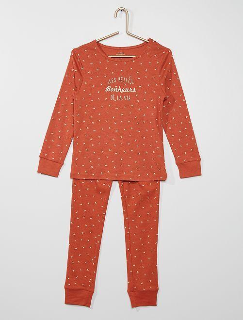 Pijama el 2º a 1€                                                                             BEIGE