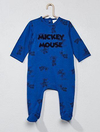 Pijama estampado 'Mickey' - Kiabi