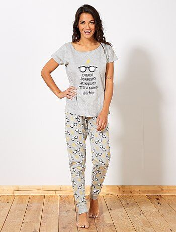 1b9670fce Rebajas pijama mujer | pijama de felpa , algodón | Lencería de la ...