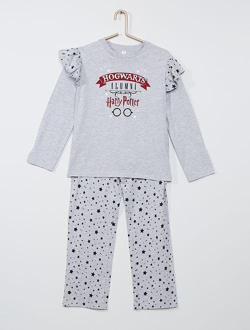 Pijama 'Harry Potter'                             gris