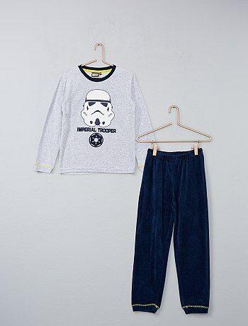 Pijama largo de 2 piezas 'Star Wars' - Kiabi