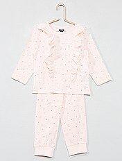 Pijama largo de 'conejo'