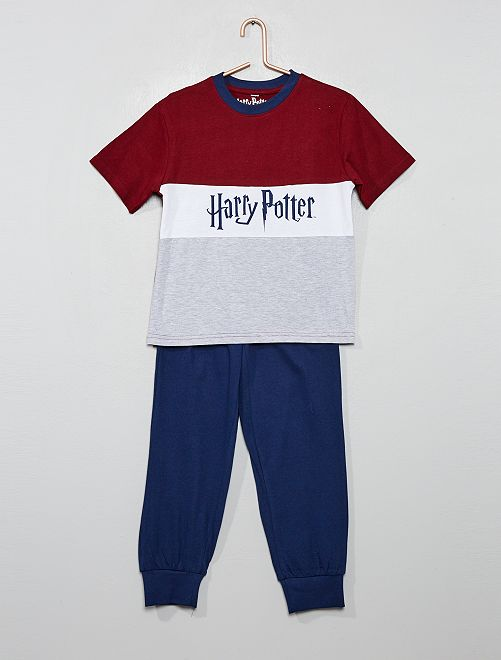 Pijama largo 'Harry Potter'                             GRIS