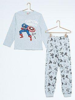 Pijamas - Pijama largo 'Iron-Man'