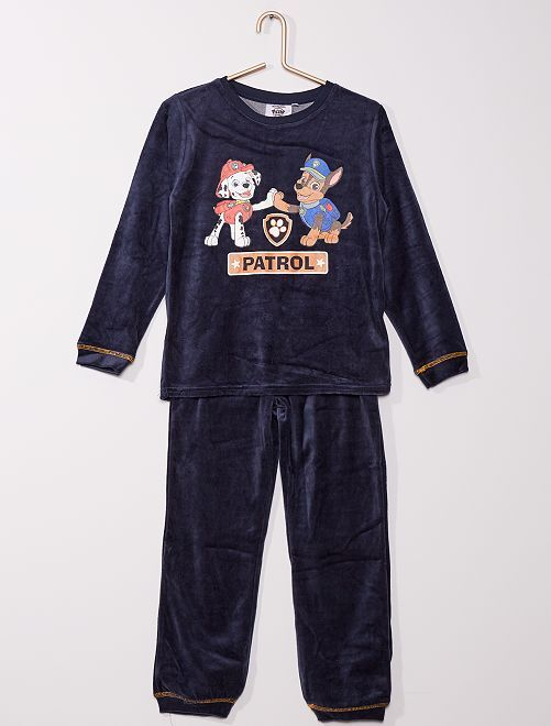 Pijama largo 'La Patrulla Canina'                             azul