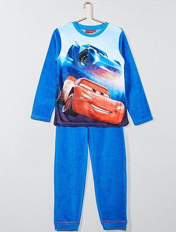 Pijama largo polar 'Cars' de 'Disney' - Kiabi