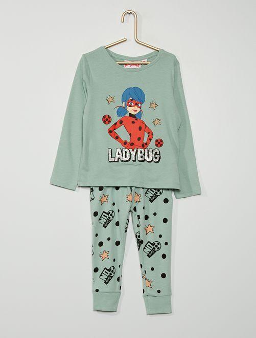 Pijama largo 'Prodigiosa'                             GRIS