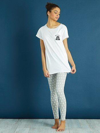 Pijama largo 'Star Wars' - Kiabi