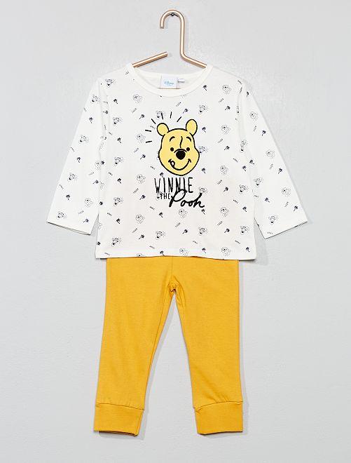 Pijama largo 'Tigger'                                         BLANCO