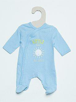 Niño 0-36 meses Pijama ligero de algodón