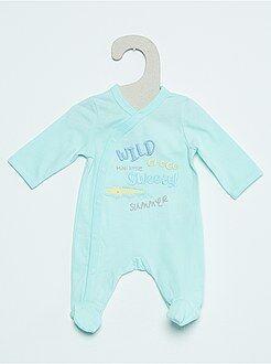 Pijamas, batas - Pijama ligero de algodón