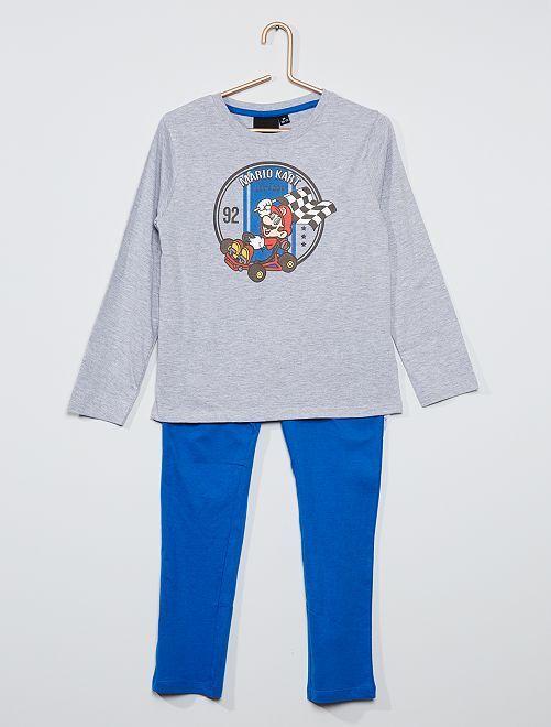 Pijama 'Mario Kart'                             GRIS