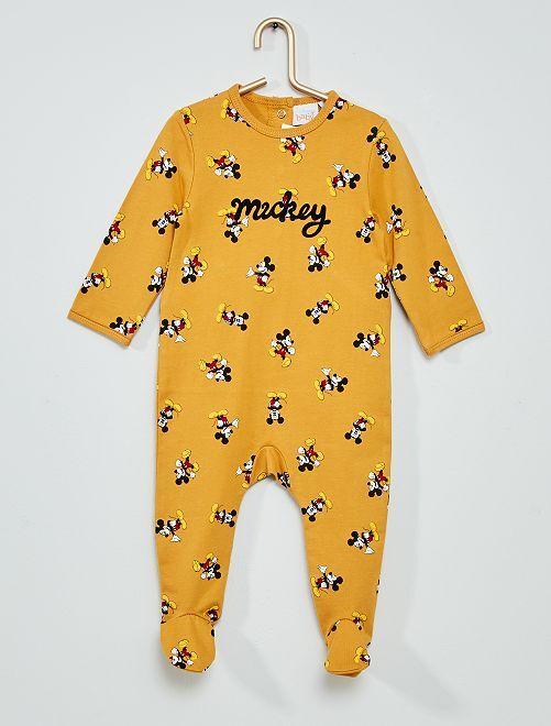 Pijama 'Mickey'                                         AMARILLO