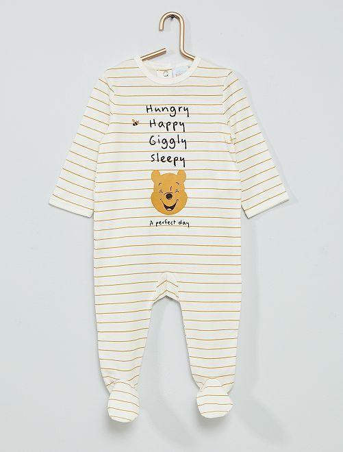 Pijama 'Mickey'                                         BLANCO