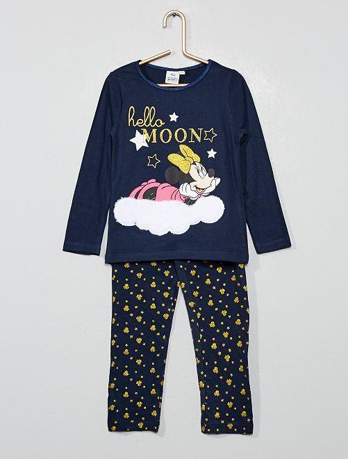 Pijama 'Minnie Mouse'                                         azul marino