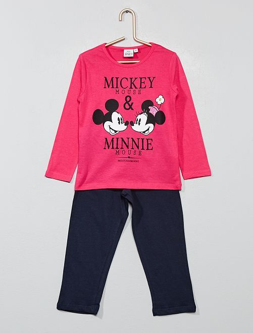 Pijama 'Minnie Mouse' 'Disney'                     ROSA Chica