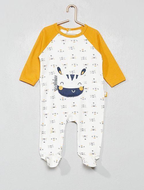 Pijama 'Petit Béguin'                             NARANJA