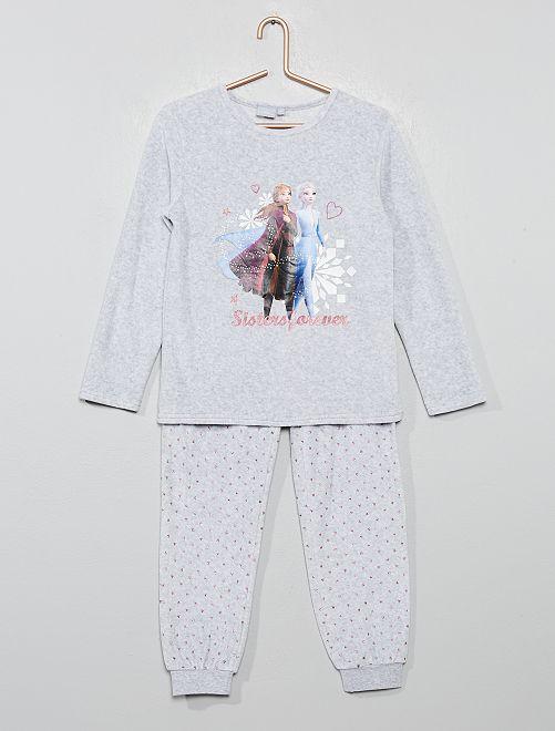 Pijama polar 'Frozen'                             GRIS