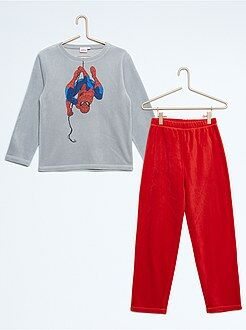 Pijama polar 'Spider-Man'