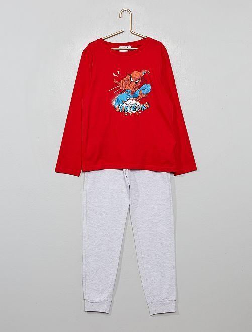 Pijama 'Spider-Man'                             spiderman