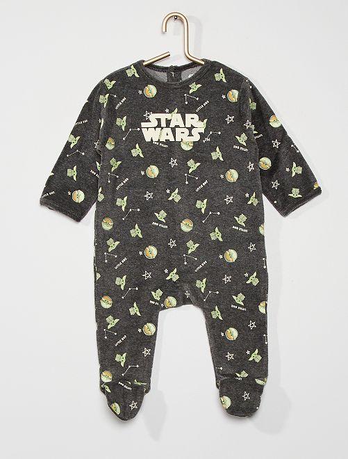 Pijama 'Star Wars' 'eco-concepción'                                         GRIS