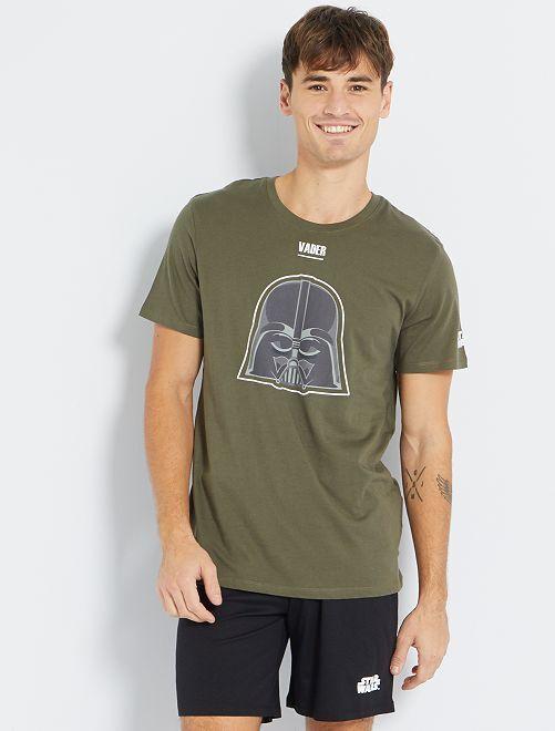 Pijama 'Star Wars'                             KAKI