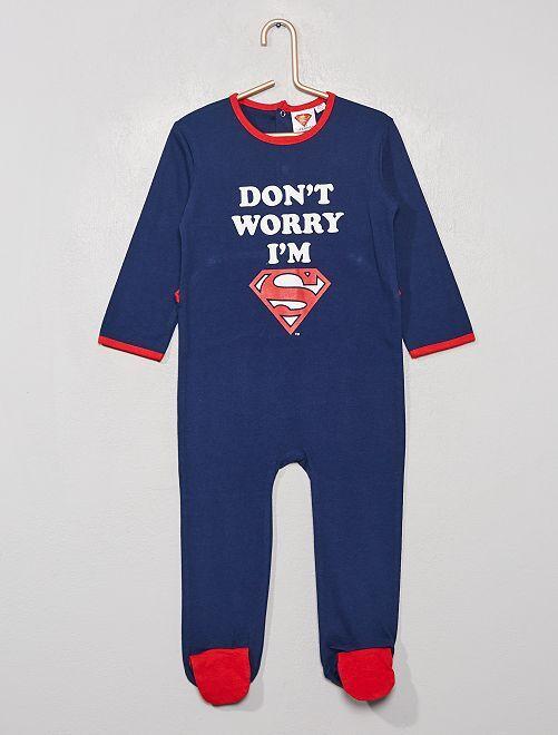 Pijama 'Superman'                             AZUL