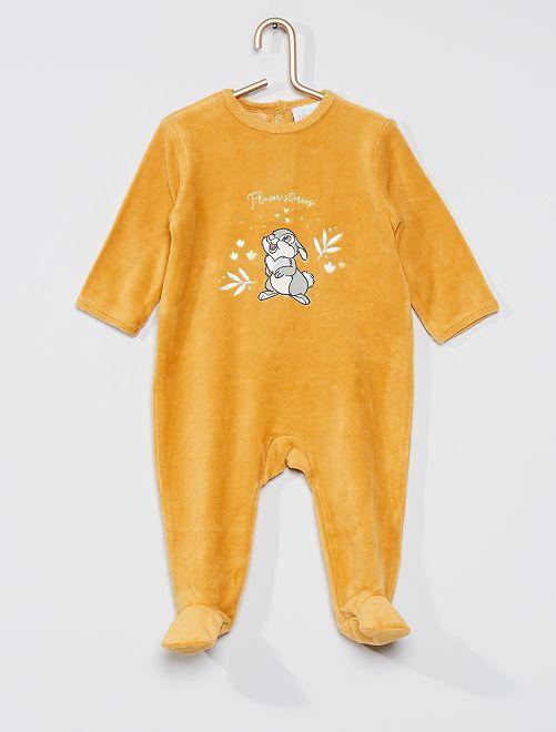 Pijama 'Tambor' de 'Disney'                                                                                                     AMARILLO