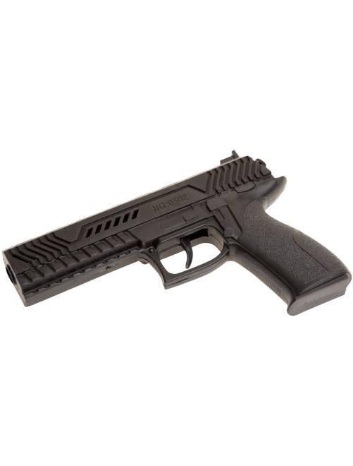 Pistola con sonidos                             negro