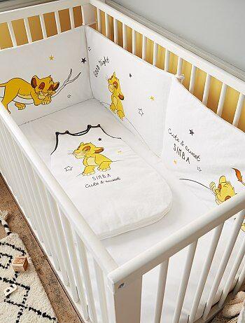 Niño 0-36 meses - Protector de cuna 'El Rey León' de 'Disney' - Kiabi
