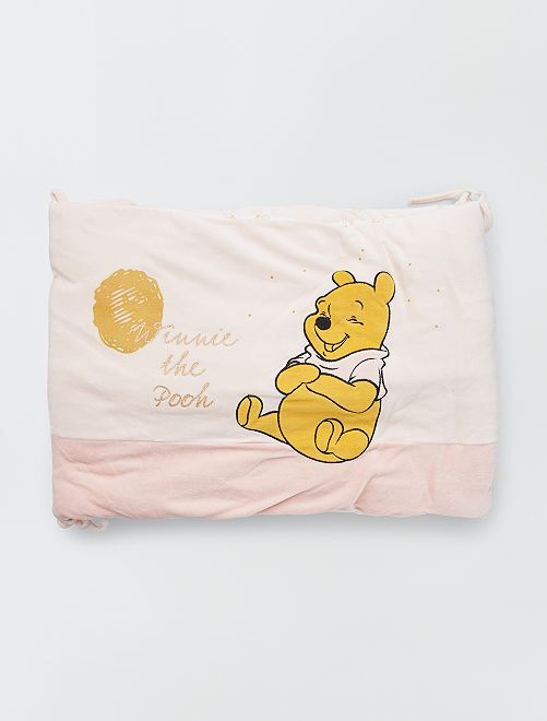 Protector de cuna 'Winnie' de 'Disney'                             ROSA