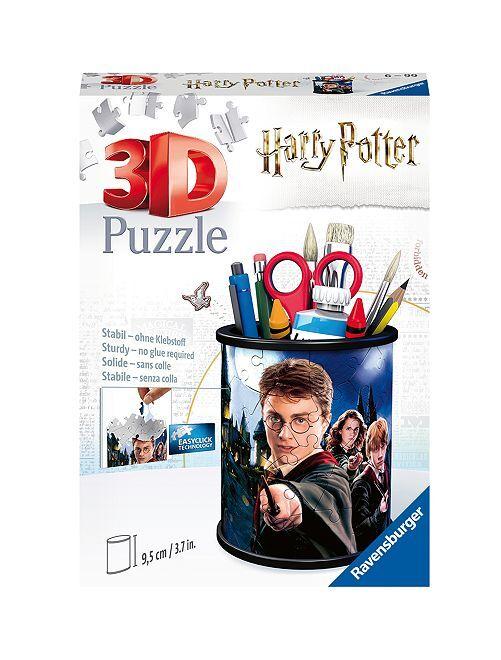 Puzzle 3D portalápices                             multicolor