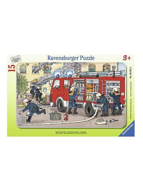 Puzzle 'Bomberos' 'Ravensburger'                             verde Chico
