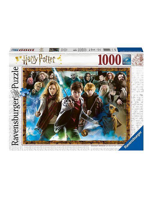 Puzzle 'Harry Potter' 1000 piezas                             multicolor
