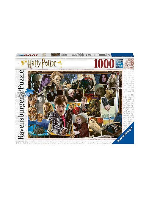 Puzzle 'Harry Potter' 1000 piezas                             multicolor