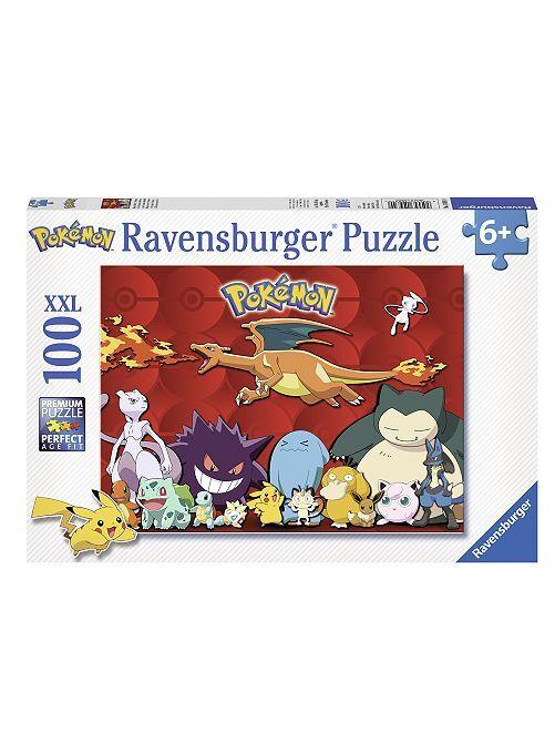 Puzzle XXL 'Pokémon' 'Ravensburger'                             multicolor
