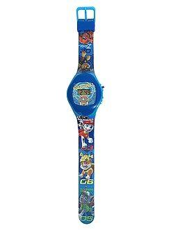 Reloj digital 'La Patrulla Canina'
