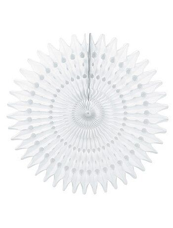 Rosetón de papel 53 cm - Kiabi