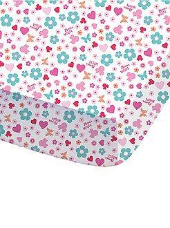 Ropa de cama infantil - Sábana bajera individual 'Minnie Mouse' de 'Disney' - Kiabi