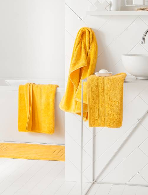 Sábana de baño                                                                                         amarillo