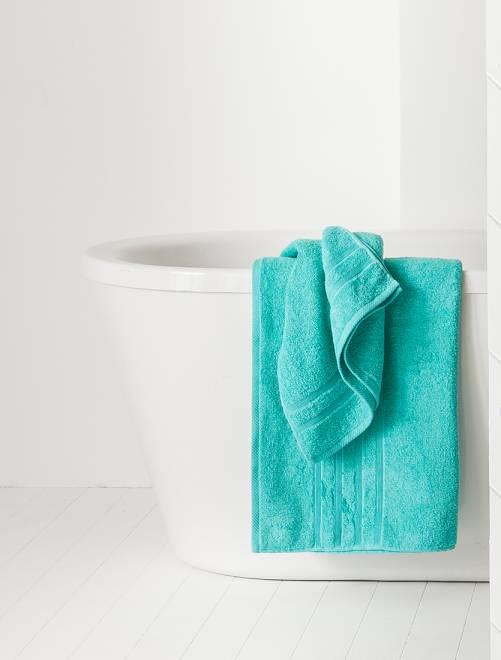 Sábana de baño                                                                                                                                                                             AZUL Hogar