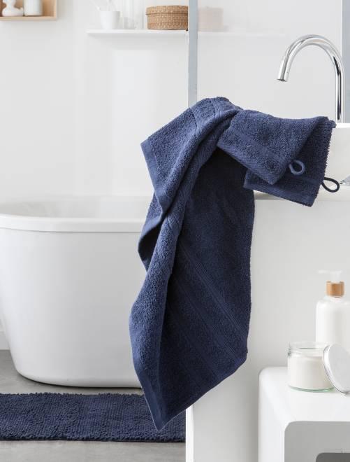 Sábana de baño                                                                                                                             azul marino Hogar