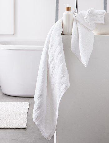 Sábana de baño - Kiabi