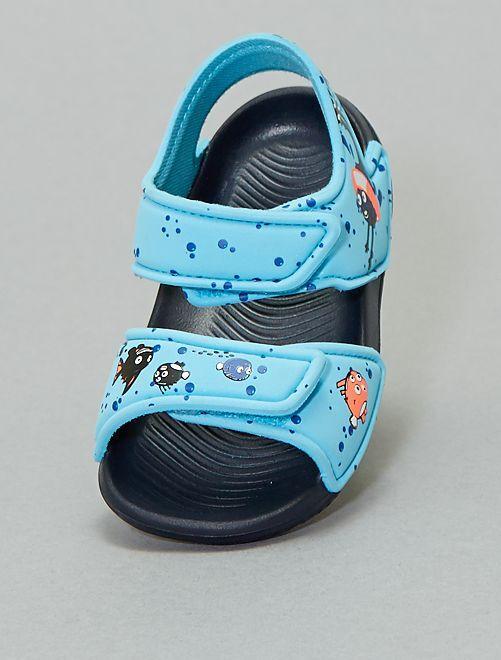 Sandalias 'Adidas' waterproof                             AZUL