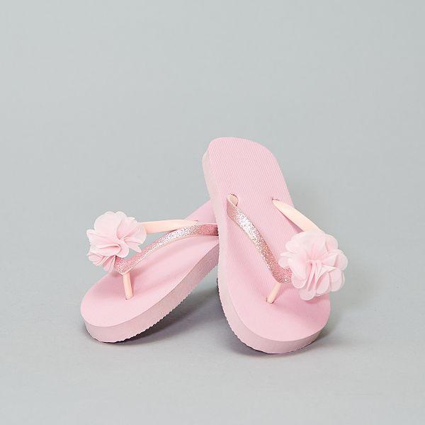 mejor atractivo y duradero linda Sandalias anatómicas con estampado de flores Zapatos - rosa ...