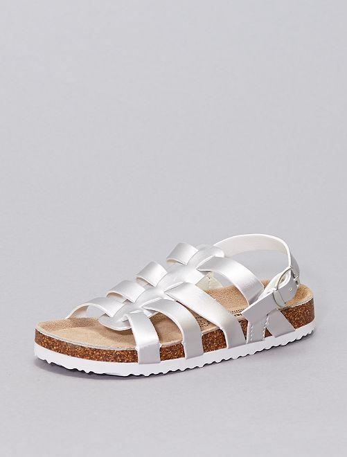 Sandalias cómodas 'Beppi'                             BEIGE