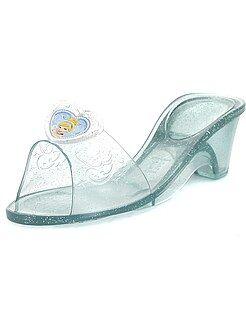 Zapatos niña - Sandalias con purpurina 'Cenicienta'