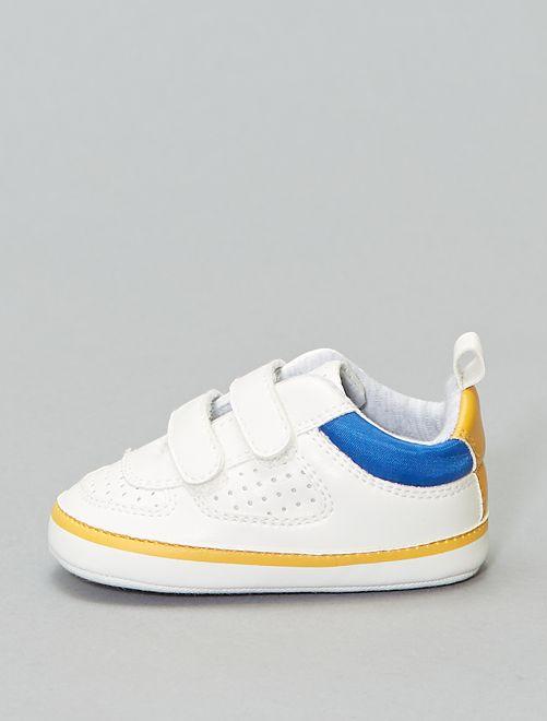 Sandalias con velcro estilo deportivo                             crudo/amarillo Bebé niño