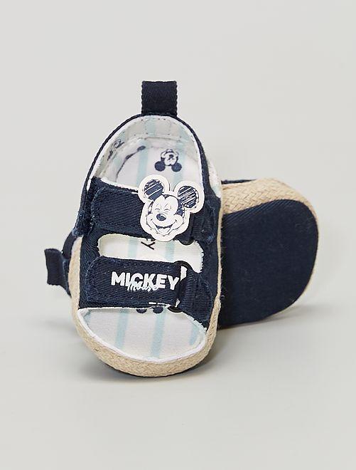 Sandalias de 'Mickey' de 'Disney'                             AZUL