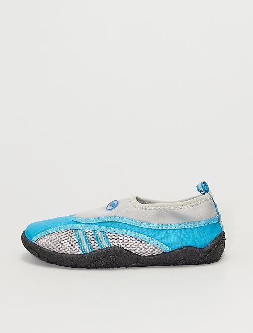 Sandalias de neopreno para el agua                                         BEIGE